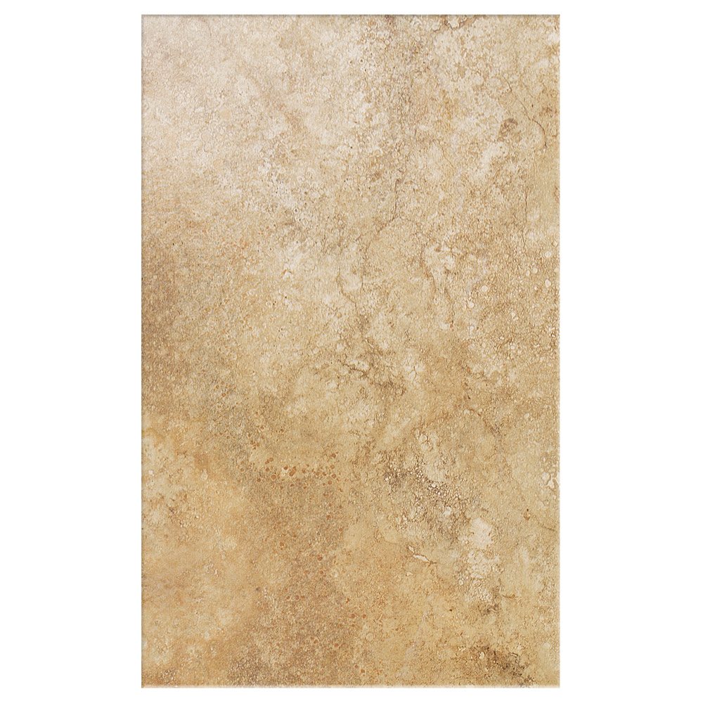 Salerno Noce Travertine Effect Wall Tiles - 250mm x 400mm Large Image