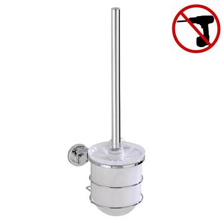 Wenko Power-Loc Bovino Toilet Brush Set - 17801100