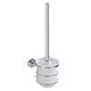 Wenko Power-Loc Bovino Toilet Brush Set - 17801100 profile small image view 1