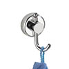 Wenko Power-Loc Uno Sion Wall Hook - 17819100 profile small image view 1
