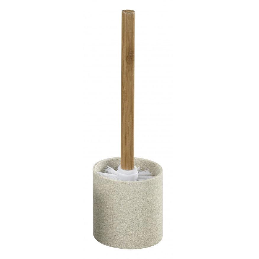 Wenko Vico Toilet Brush & Holder - 18169100 Large Image