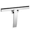 Wenko Gela Bathroom Squeegee - Stainless Steel - 18172100 profile small image view 1