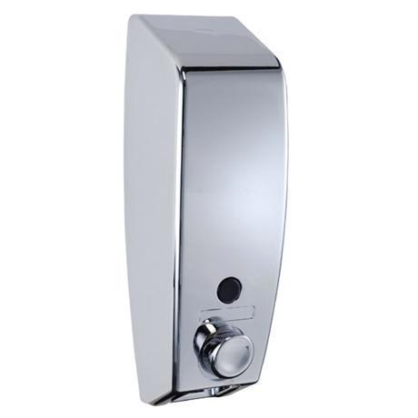 Wenko Varese Soap Dispenser - Chrome - 3 Size Options