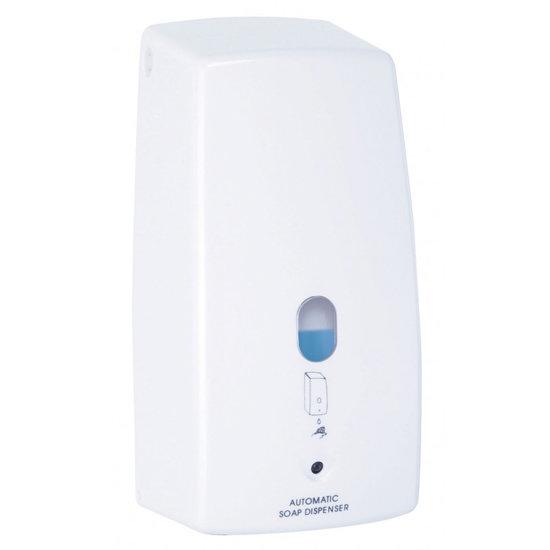 Wenko Treviso Infrared 650ml Soap Dispenser - White - 18416100 Large Image