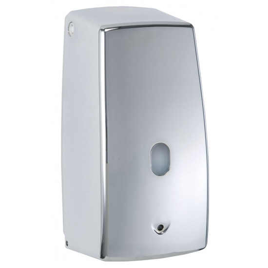 Wenko Treviso Infrared 650ml Soap Dispenser - Chrome - 18417100 profile large image view 1