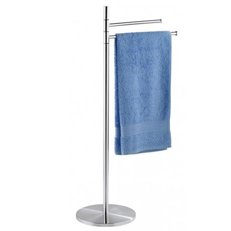 Wenko Pieno Towel Stand - Stainless Steel - 18451100