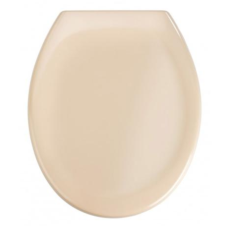Wenko Ottana Premium Soft Close Toilet Seat - Beige - 18760100