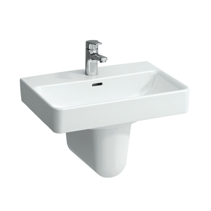 Laufen - Pro S 1 Tap Hole Compact Basin - 2 x Size Options Feature Large Image