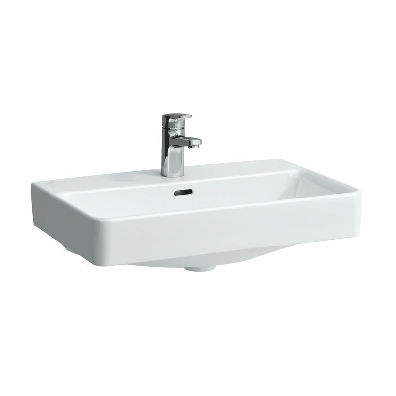 Laufen - Pro S 1 Tap Hole Compact Basin - 2 x Size Options Large Image