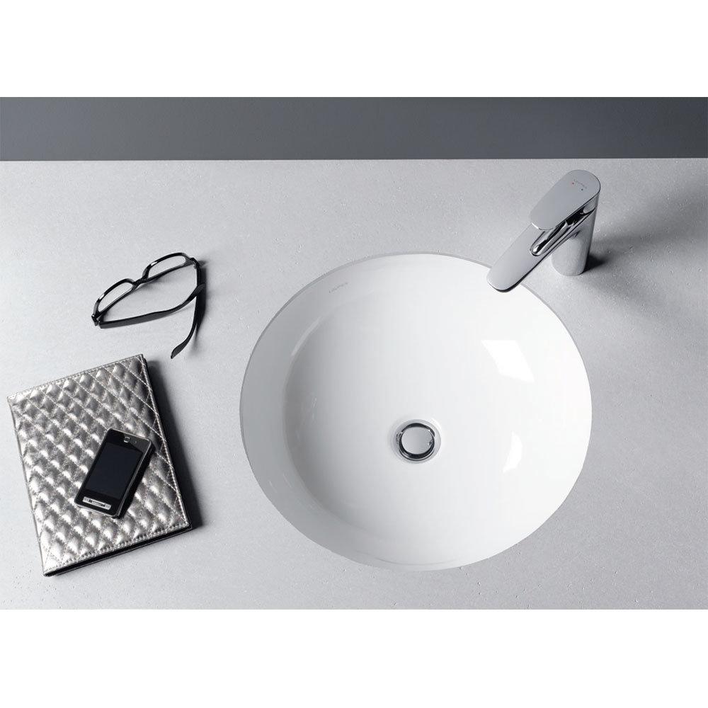 Laufen - Pro Round Under Counter Basin - 18961 profile large image view 2