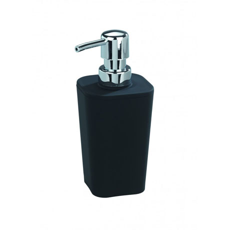 Wenko Rainbow Soap Dispenser - Black - 18969100