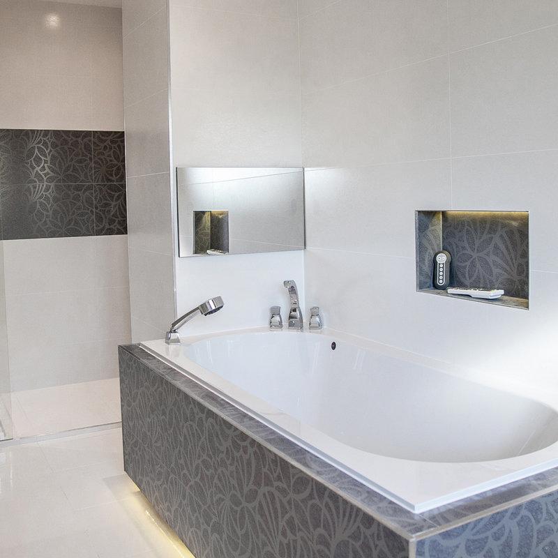 "19"" Advanced Waterproof Bathroom TV Newest Large Image"