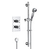 Bristan 1901 Traditional Shower Pack with Adjustable Riser profile small image view 1