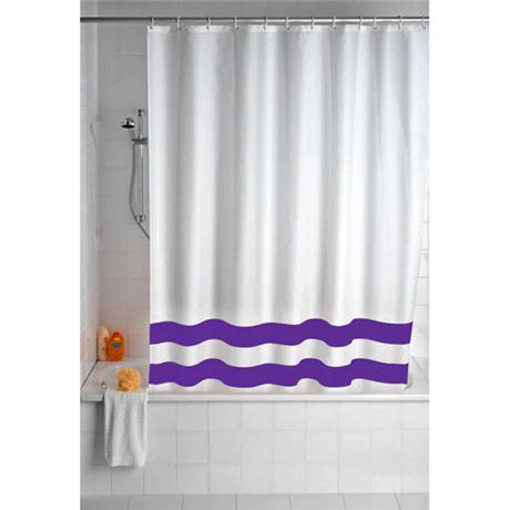 victorian bathroom purple