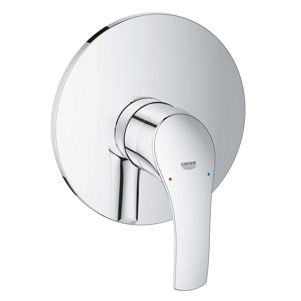 Grohe Eurosmart Single Lever Shower Mixer Trim - 19451002 Large Image