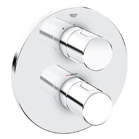Grohe Grohtherm 3000 Cosmopolitan Thermostatic Shower Mixer Trim - 19467000