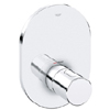 Grohe Grohtherm 3000 Cosmopolitan Thermostatic Shower Mixer Trim - 19469000 profile small image view 1