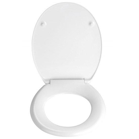 Wenko Sea Life Duroplast Toilet Seat - 19551100 profile large image view 2