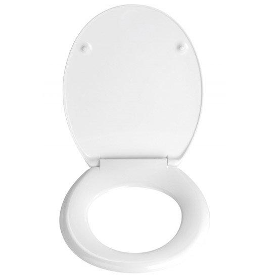 Wenko Cabin Duroplast Toilet Seat - 19652100 Profile Large Image
