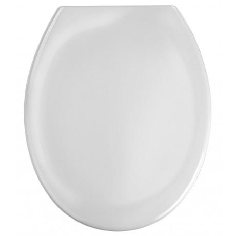 Wenko Ottana Premium Soft Close Toilet Seat - Grey - 19660100