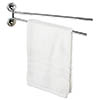 Wenko Power-Loc Sion Double Towel Holder - 19667100 profile small image view 1