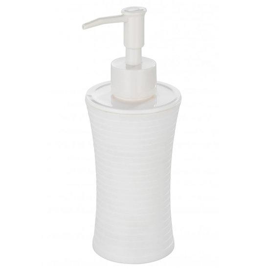 Wenko Vetto Soap Dispenser - White - 19736100 Large Image