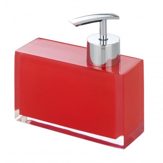 Wenko Visone Soap Dispenser Red 19751100 At Victorian