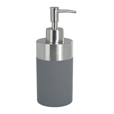 Wenko Creta Soap Dispenser - Grey - 19975100