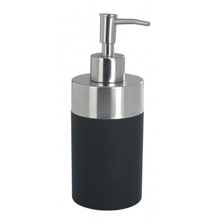 Wenko Creta Soap Dispenser - Black - 19977100