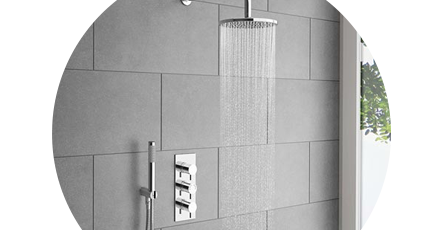 2 outlet shower system | Victorian Plumbing
