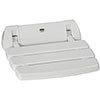 Mira Folding Wall Mounted Shower Seat - White - 2.1536.128 profile small image view 1