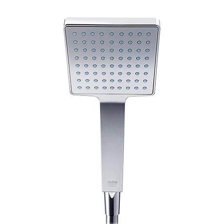 Mira Honesty 110mm Single Spray Showerhead - 2.1605.283
