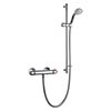 Mira Coda EV Thermostatic Bar Shower Mixer - Chrome - 2.1630.001 profile small image view 1