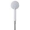 Mira Beat Four Spray Showerhead - White - 2.1703.010 profile small image view 1