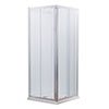 Mira Elevate Corner Entry Shower Enclosure profile small image view 1
