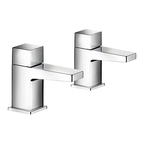 Mira Honesty Basin Pillar Taps - 2.1815.002
