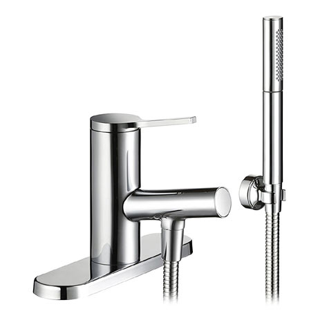 Mira Evolve Bath Shower Mixer + Kit - 2.1816.005