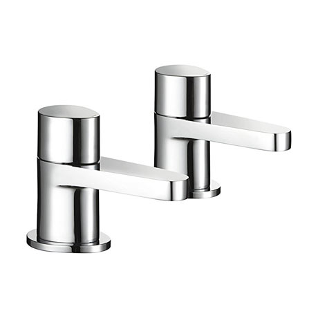 Mira Precision Basin Pillar Taps - 2.1817.002