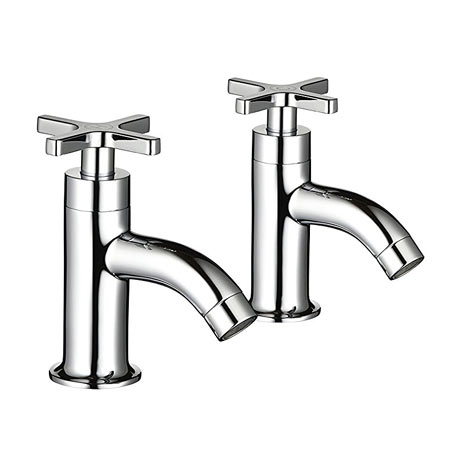 Mira Revive Basin Pillar Taps - 2.1819.002