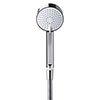 Mira Beat Eco Four Spray Showerhead - Chrome - 2.1831.003 profile small image view 1