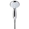 Mira Nectar Eco Four Spray Showerhead - 2.1831.004 profile small image view 1