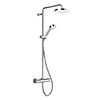 Mira Relate ERD Thermostatic Shower Mixer - Chrome - 2.1878.002 profile small image view 1