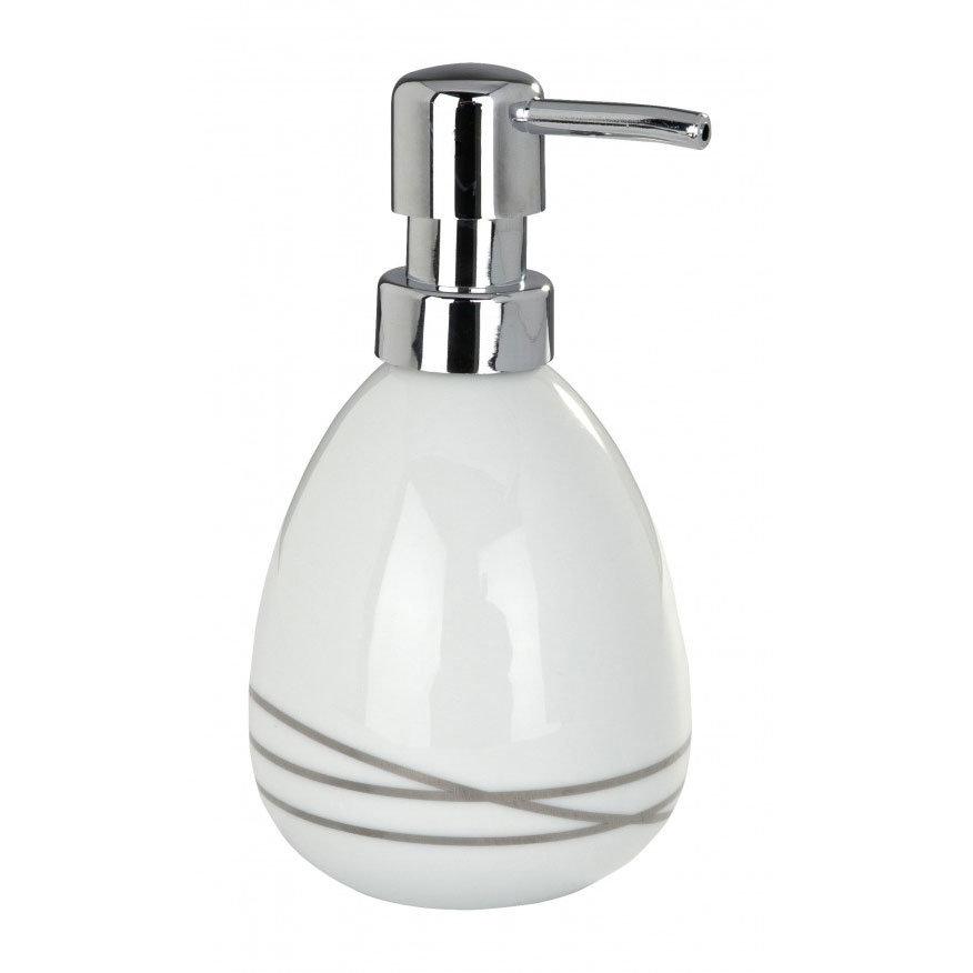 Wenko Noa Ceramic Soap Dispenser - 20015100 Large Image