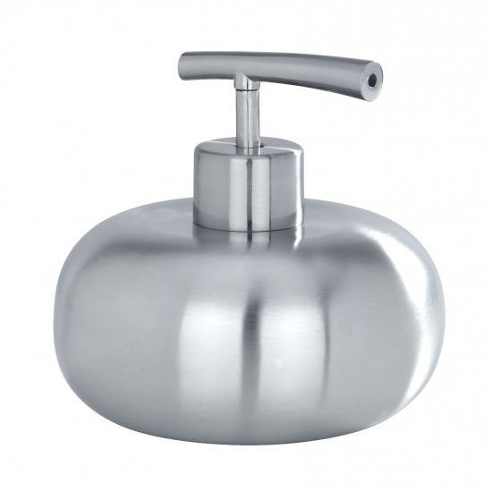 Wenko Nova Soap Dispenser - Stainless Steel - 20027100 profile large image view 1