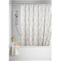 Wenko Baroque Polyester Shower Curtain