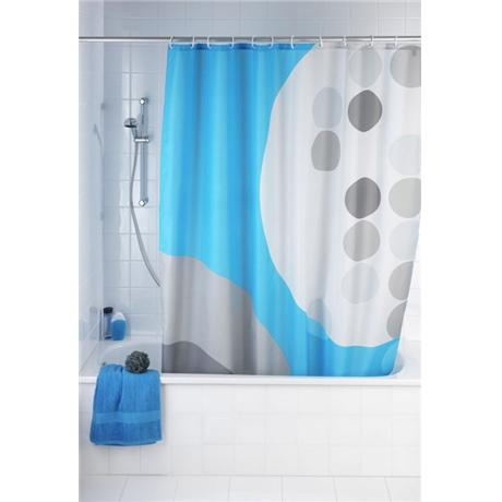 Wenko Artdeco Polyester Shower Curtain - W1800 x H2000mm - 20057100