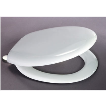 Bemis - 2006ST Toilet Seat with Stainless Steel Hinges - 2006ST000 Large Image