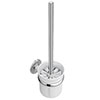 Chatsworth 1928 Traditional Toilet Brush & Holder Small Image