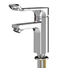 Franke F5LM1010 Thermostatic Pillar Mixer for accessible washing facilities profile small image view 1