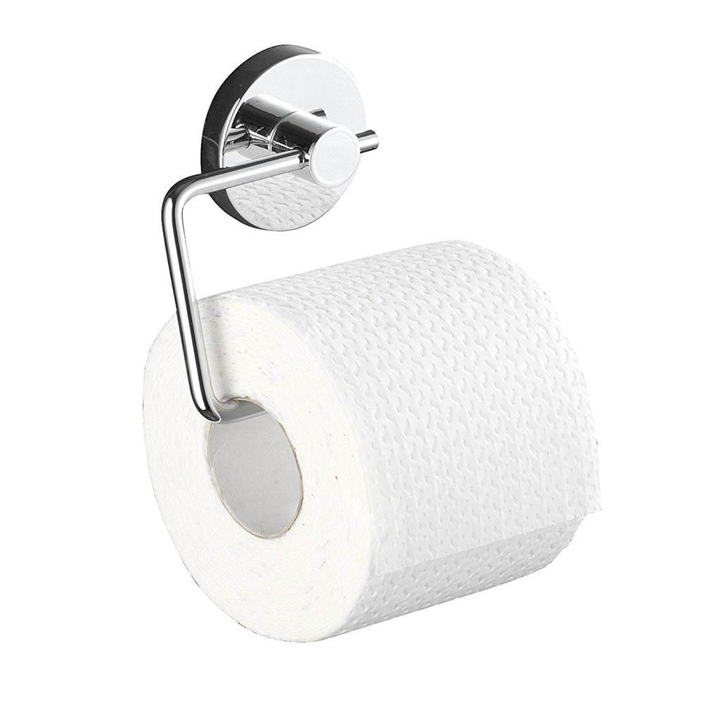 Wenko Vacuum-Loc Milazzo Toilet Paper Holder - 20899100